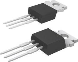 MOSFET International Rectifier IRFIBF30GPBF 3,7 Ω, 1,9 A TO 220