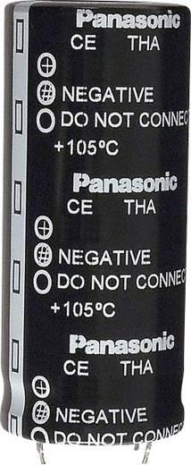 Elektrolyt-Kondensator SnapIn 22.5 mm 27000 µF 50 V 20 % (Ø x L) 35 mm x 7.3 mm Panasonic ECE-T1HA273EA 1 St.