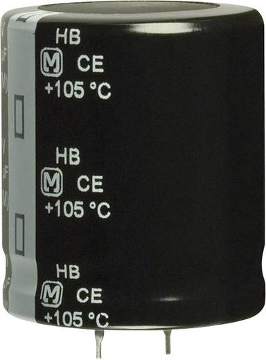 Panasonic ECO-S2WB391EA Elektrolyt-Kondensator SnapIn 10 mm 390 µF 450 V 20 % (Ø) 35 mm 1 St.
