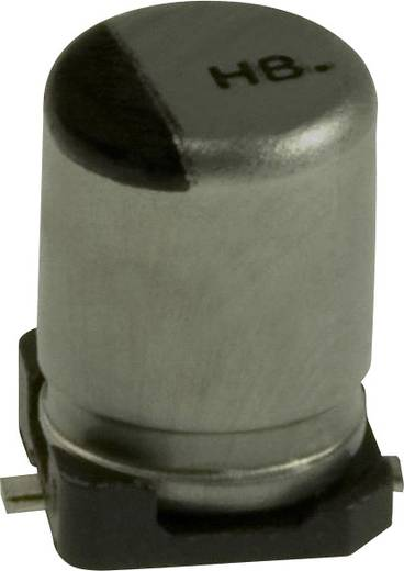 Elektrolyt-Kondensator SMD 0.22 µF 50 V 20 % (Ø) 4 mm Panasonic EEV-HB1HR22R 1 St.