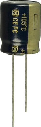 Elektrolyt-Kondensator radial bedrahtet 7.5 mm 1800 µF 25 V 20 % (Ø) 16 mm Panasonic EEU-FC1E182 1 St.