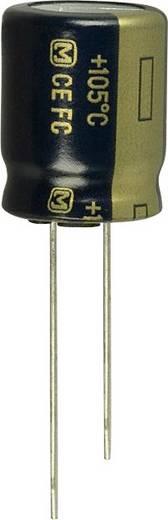 Panasonic EEU-FC1A392 Elektrolyt-Kondensator radial bedrahtet 7.5 mm 3900 µF 10 V 20 % (Ø) 16 mm 1 St.