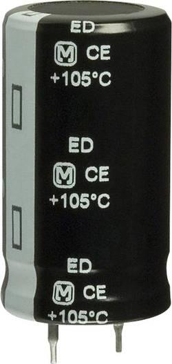 Condensateur électrolytique +105 °C 150 µF 400 V Panasonic EET-ED2G151BA Snap-In 10 mm (Ø x L) 22 mm x 7.3 mm 1 pc(s)