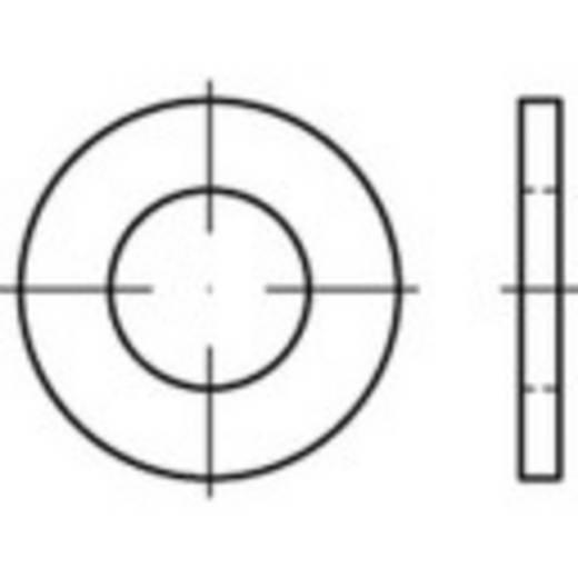 Unterlegscheiben Innen-Durchmesser: 31 mm ISO 7089 Edelstahl A4 100 St. TOOLCRAFT 1067638