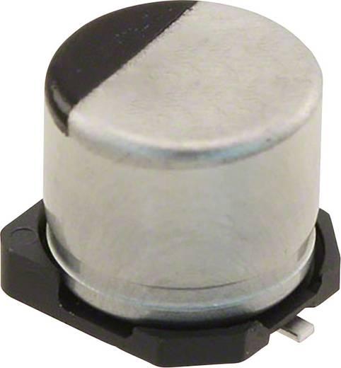 Panasonic EEH-ZC1J100P Elektrolyt-Kondensator SMD 10 µF 63 V 20 % (Ø) 6.3 mm 1 St.