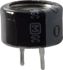Superkondenzátor (Super Cap) Panasonic EEC-F5R5H104N, 100 mF, 5.5 V, 20 %, (Ø) 13.5 mm, 1 ks