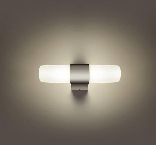 led bad wandleuchte 6 w warm wei philips lighting 340241116 skin chrom kaufen. Black Bedroom Furniture Sets. Home Design Ideas