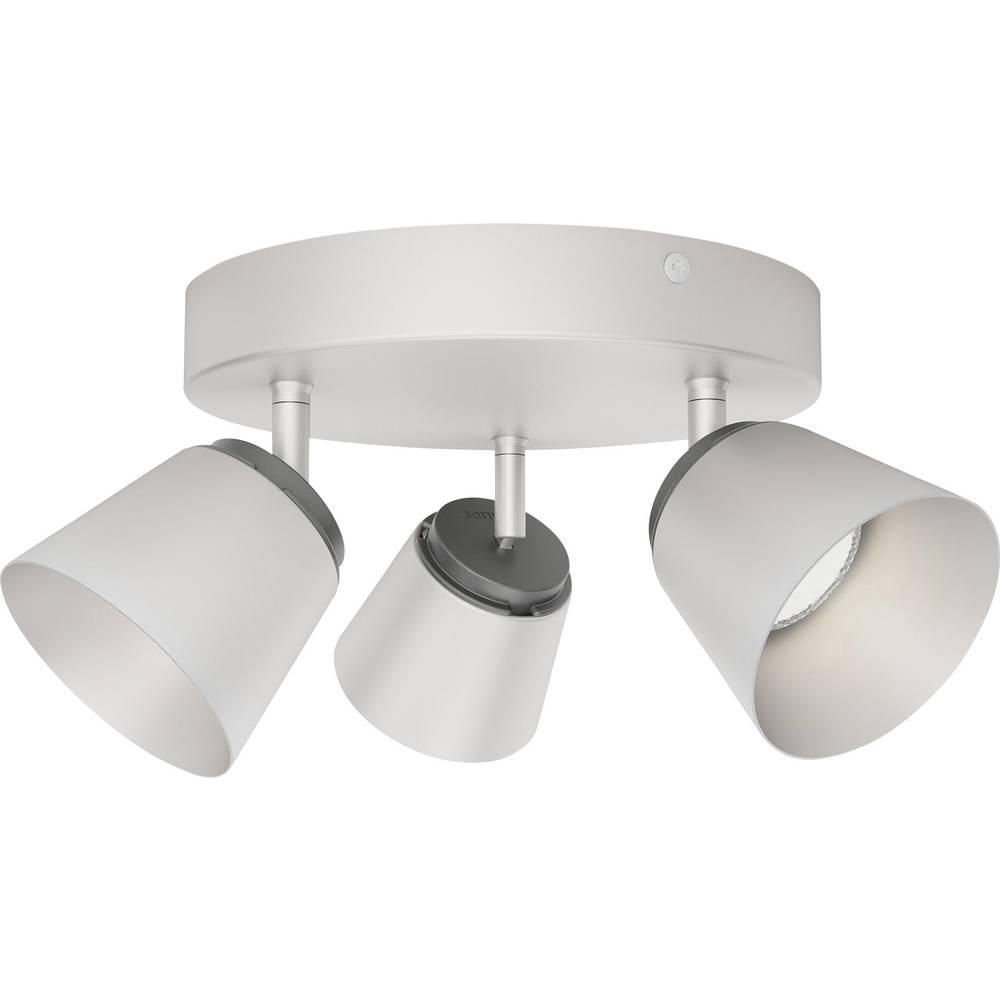 spot de plafond led 12 w blanc chaud philips lighting. Black Bedroom Furniture Sets. Home Design Ideas