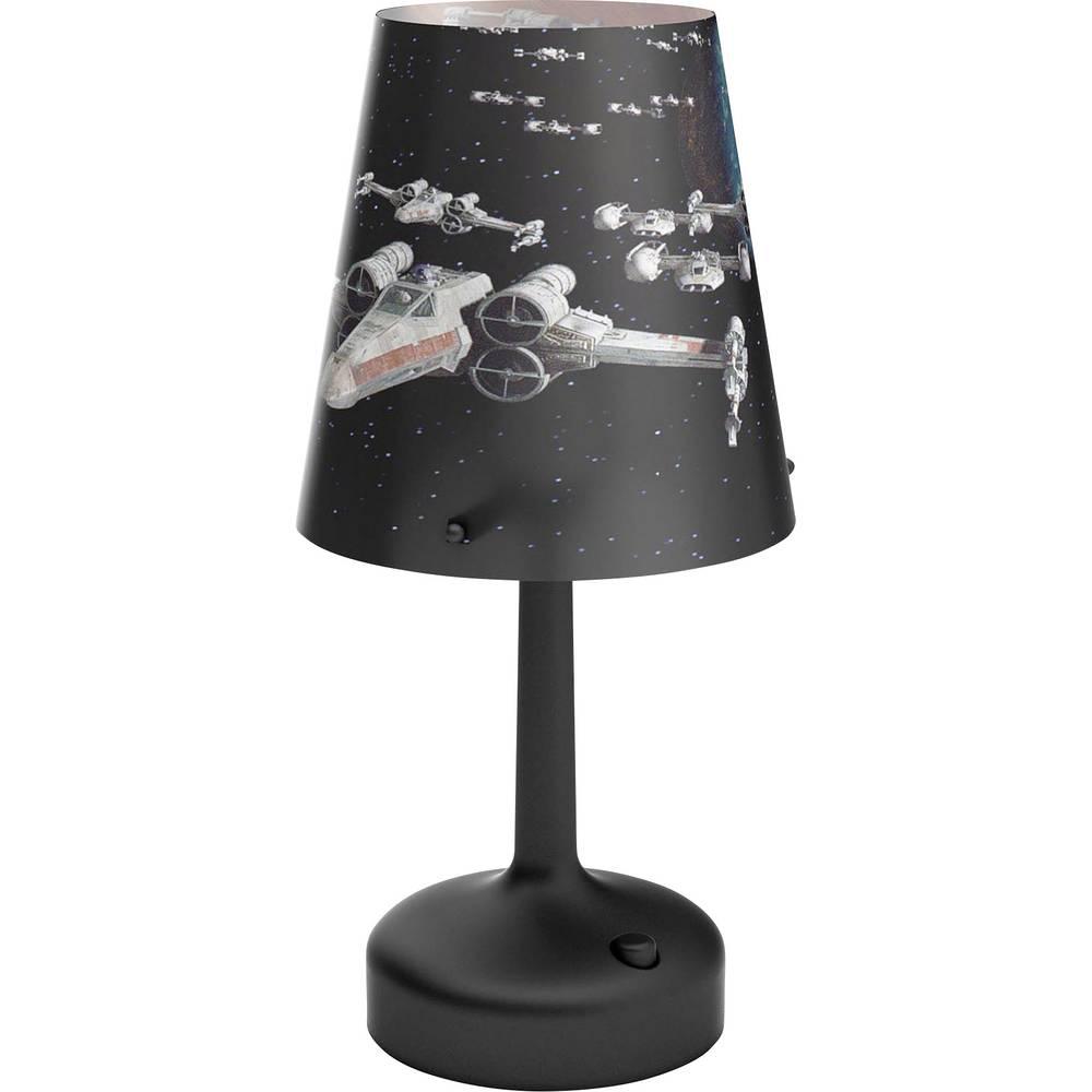 lampe de table led star wars vaisseau spatial ampoule led led int gr e sur le site internet. Black Bedroom Furniture Sets. Home Design Ideas