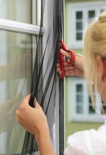 fliegengitter tesa tesa insect stop comfort 55910 21 l x b 2500 mm x 1200 mm anthrazit 1 st. Black Bedroom Furniture Sets. Home Design Ideas