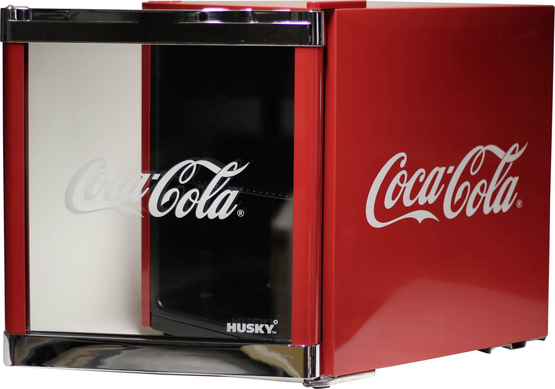 Kühlschrank Coca Cola Husky : Kühlschrank husky coolcube cocacola eek a
