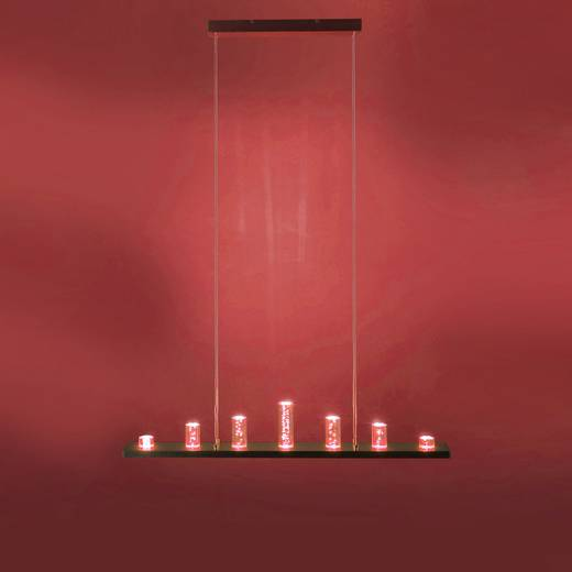 paul neuhaus q led pendelleuchte q skyline led fest eingebaut 21 w rgbw kaufen. Black Bedroom Furniture Sets. Home Design Ideas