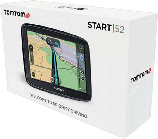 tomtom start 52 ce navi 13 cm 5 zoll zentraleuropa kaufen. Black Bedroom Furniture Sets. Home Design Ideas