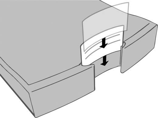 HAN Schubladenbox IMPULS Licht-Grau, Blau 1010-x-14