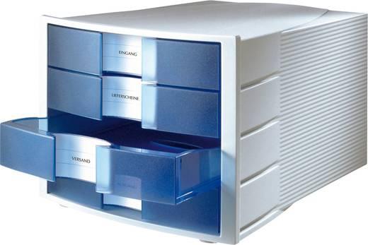 HAN Schubladenbox IMPULS Licht-Grau, Klar 1010-x-63