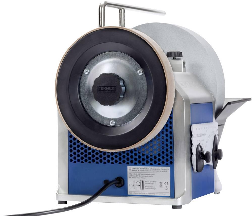 tormek nassschleifer t-8 200 w 250 mm 421380 im conrad online shop