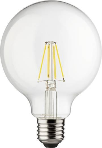m ller licht led e27 globeform 8 w 75 w warmwei x l 95 mm x 140 mm eek a dimmbar. Black Bedroom Furniture Sets. Home Design Ideas