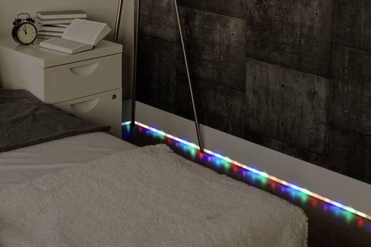 LED-Streifen-Komplettset mit Stecker 300 cm RGB Renkforce 4016139091921 1 St.