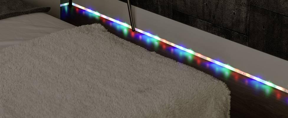 Polarlite LED-Streifen-Komplettset