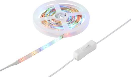 LED-Streifen-Komplettset mit Stecker 300 cm RGB Renkforce 1 St.