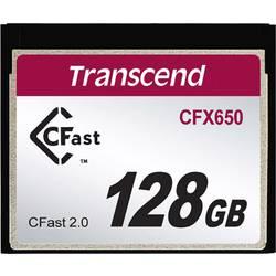 CFast pamäťová karta, 128 GB, Transcend CFX650 TS128GCFX650
