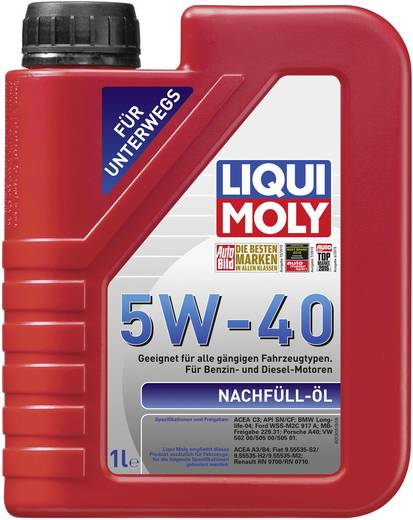 nachf ll l liqui moly 5w 40 1305 1 l kaufen. Black Bedroom Furniture Sets. Home Design Ideas