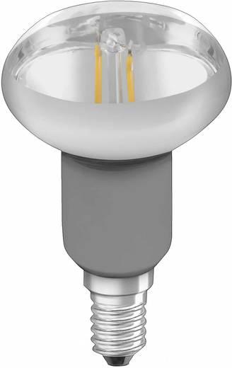 led e14 reflektor 2 w 16 w warmwei x l 50 mm x 85 mm eek a osram filament 1 st. Black Bedroom Furniture Sets. Home Design Ideas