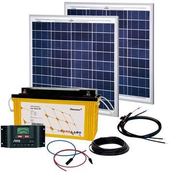 Phaesun Solar Rise Two 2.0 - Solaranlage