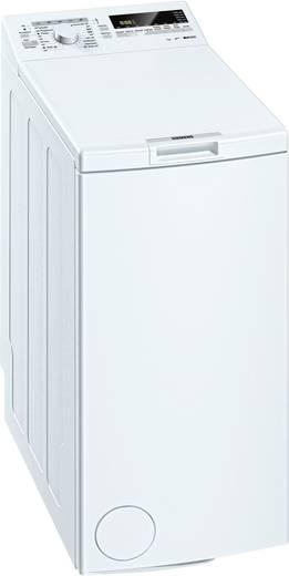 waschmaschine standger t toplader 7 kg siemens wp12t227 energieeffizienzklasse a d a. Black Bedroom Furniture Sets. Home Design Ideas