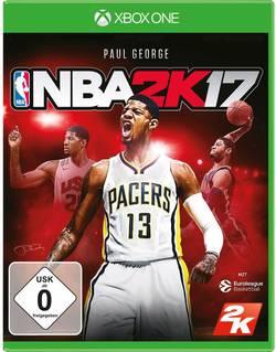Image of NBA 2K17 Xbox One USK: 0