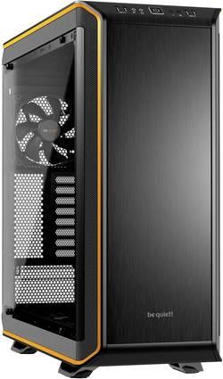 PC skříň, herní pouzdro midi tower BeQuiet Dark Base Pro 900 Orange, černá/oranžová