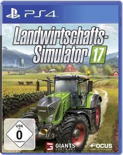 Image of Landwirtschafts-Simulator 17 PS4 USK: 0