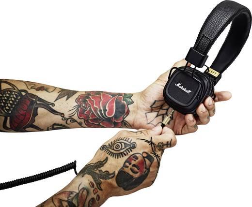 Marshall Major II Kopfhörer On Ear Faltbar, Headset Schwarz