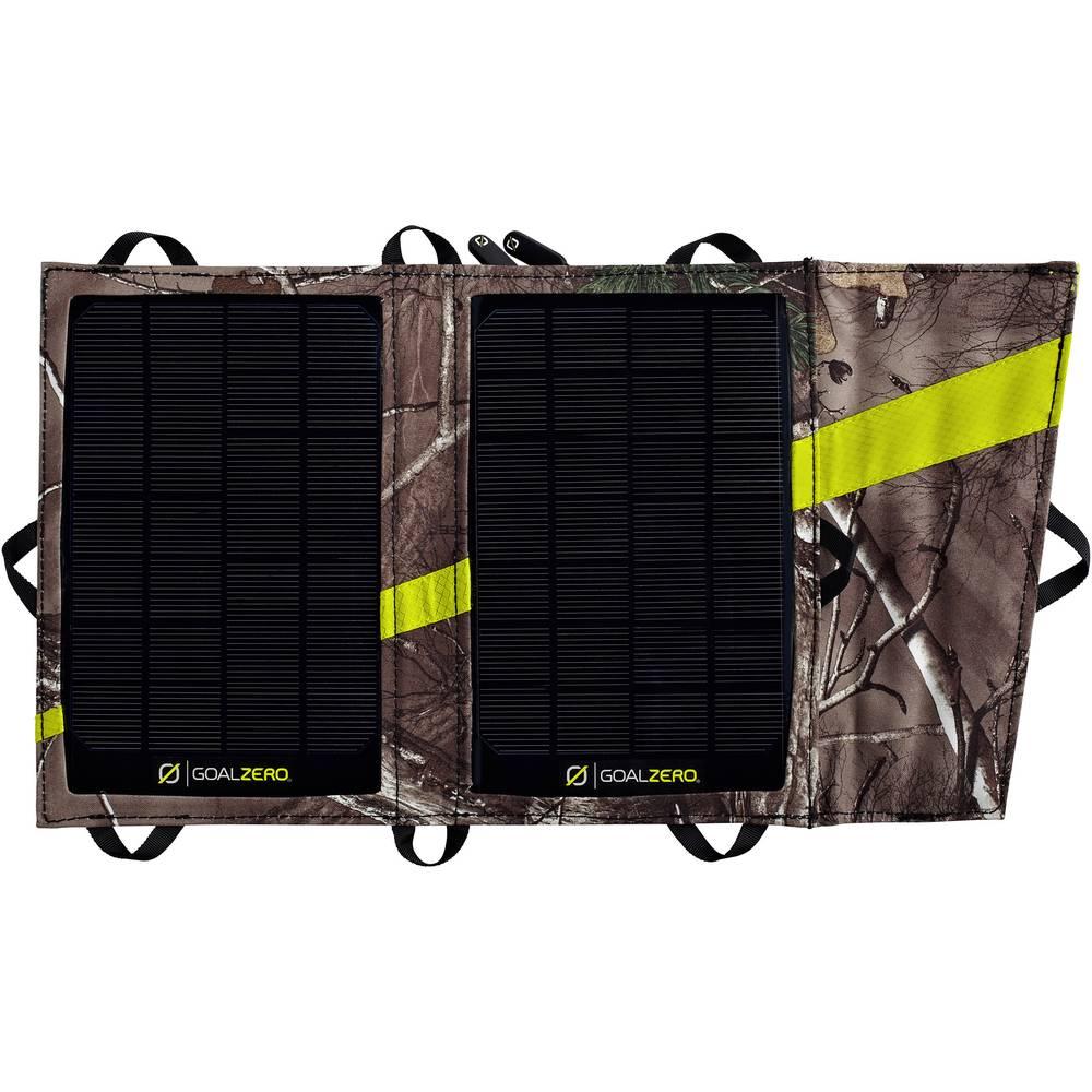 chargeur solaire goal zero nomad 7 11802 1100 ma sur le. Black Bedroom Furniture Sets. Home Design Ideas