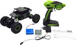 RC model auta Amewi Conqueror 22194, 1:18, elektrický, Crawler, 4WD (4x4), zelená