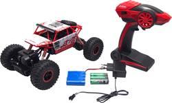 RC model auta Amewi Conqueror 22195, 1:18, elektrický, Crawler, 4WD (4x4), bílá