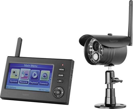 Funk-Überwachungs-Set 4-Kanal mit 1 Kamera Sygonix 16885Y1