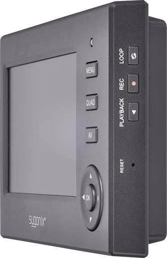Funk-Überwachungs-Set 4-Kanal mit 1 Kamera Sygonix 16885Y1 Small monitor