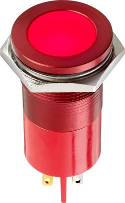 Voyant de signalisation LED APEM Q22F1AGXXSG220E vert 230 V/AC 9.0 V 1 pc(s)