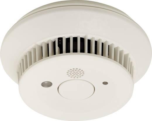 rauchwarnmelder inkl 10 jahres batterie mit notlicht eq. Black Bedroom Furniture Sets. Home Design Ideas