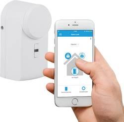 Bluetooth zámek na dveře eqiva Key-BLE, IP20