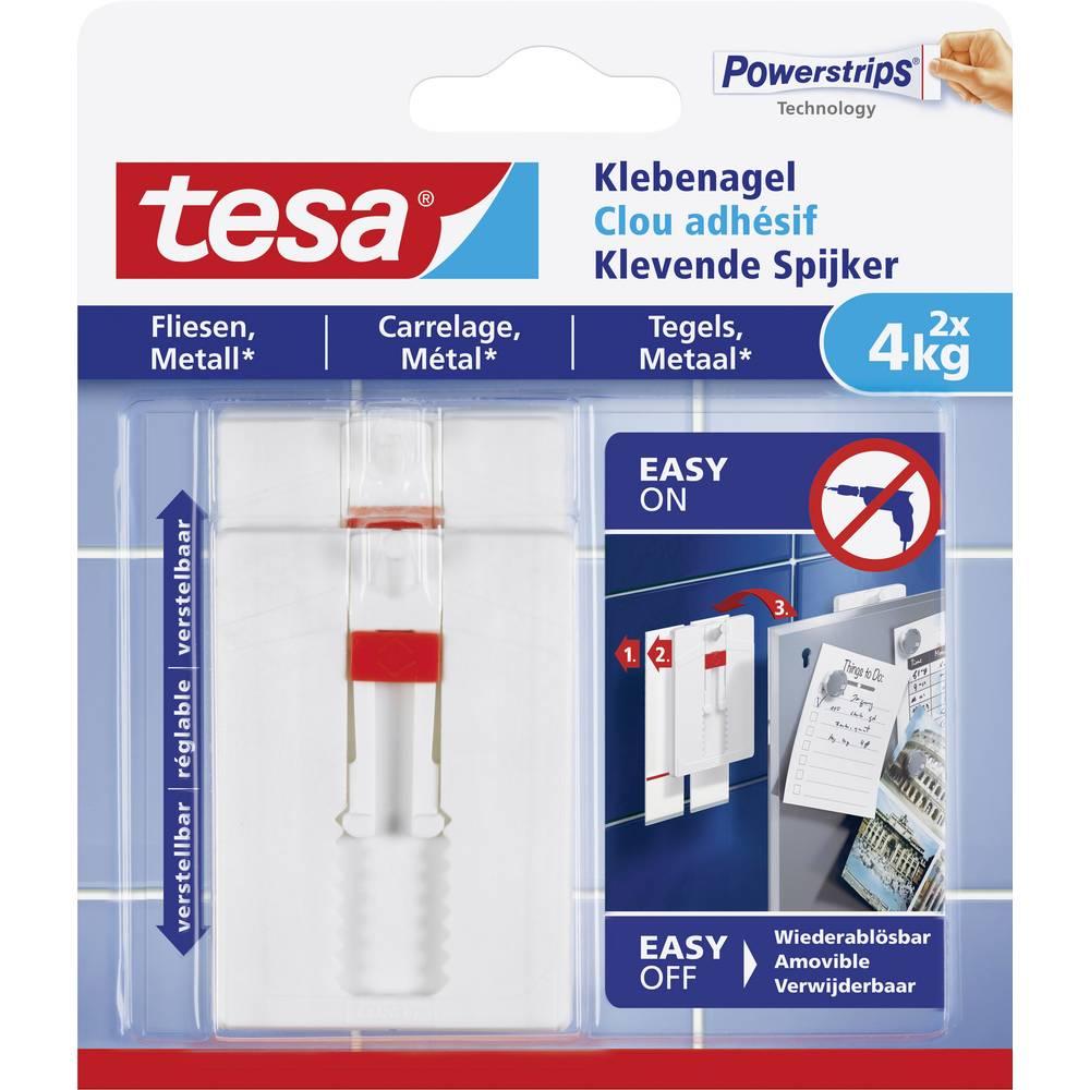 Bianco tesa contenuto 1 conf in vendita online 77767 for Tesa chiodo adesivo
