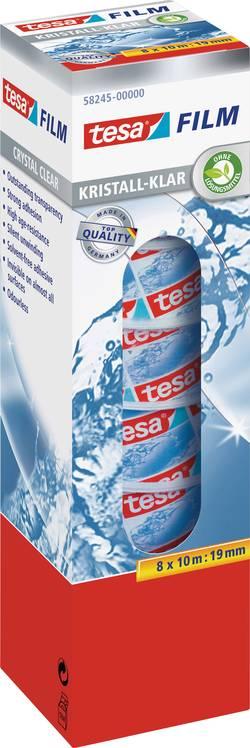 tesafilm tesa® tesa 58245-00-00 transparent (L x l) 10 m x 19 mm 8 rouleau(x)