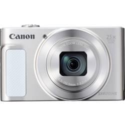Digitálny fotoaparát Canon PowerShot SX620HS, 20 Megapixel, Zoom (optický): 25 x, biela