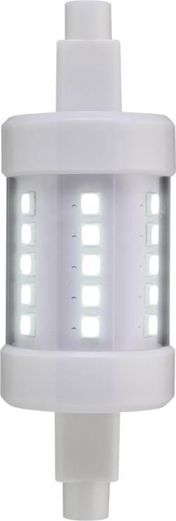 Ampoule LED R7s Sygonix TR7S-78-4,5C en forme de tube 4.5 W=40 W blanc froid (Ø x L) 27 mm x 78 mm EEC: classe A+ 1 p