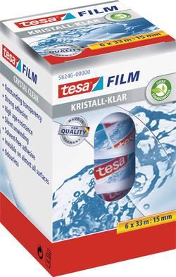 tesafilm tesa 58246-00-00 transparent (L x l) 33 m x 15 mm 6 rouleau(x)