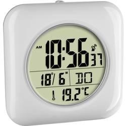 DCF nástenné hodiny TFA Dostmann 60.4513.02 60.4513.02, biela