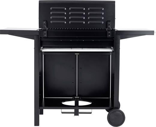 Tepro Holzkohlegrill Ersatzteile : Grillwagen gas grill mayfield 3 brenner schwarz kaufen