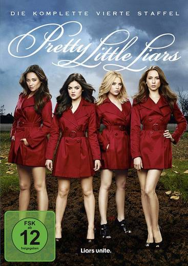 Dvd Pretty Little Liars Fsk 12 Kaufen