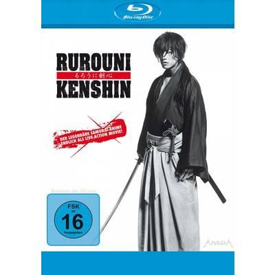 blu-ray Rurouni Kenshin FSK: 16 Preisvergleich